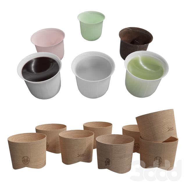 Hoari cup set 01