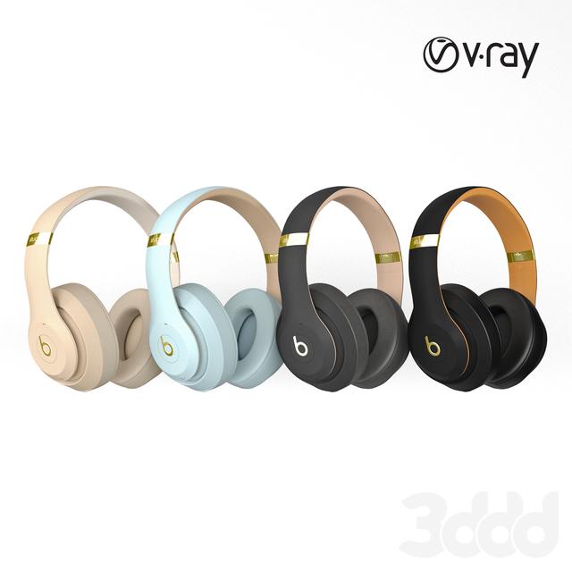 Headphone beats studio 3 wireless - Skyline Collection