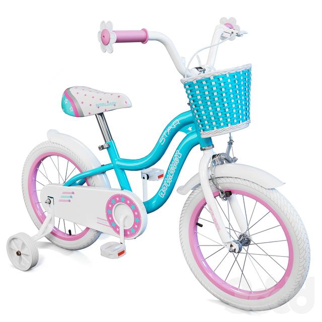 Детский велосипед ROYAL BABY STARGIRL