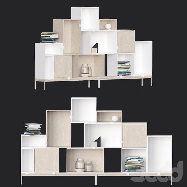 muuto stacked storage system