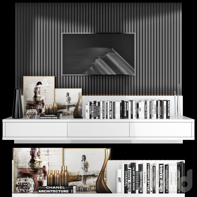 TV Wall | set 18