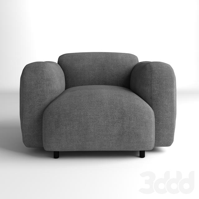 Swell Armchair_Normann