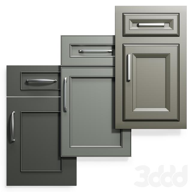 Cabinet Doors Set 15
