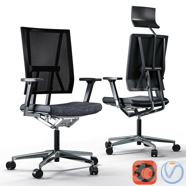 Manerba Rock Office Chair