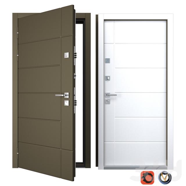 Входная металлическая дверь Лино (Ваша Рамка)