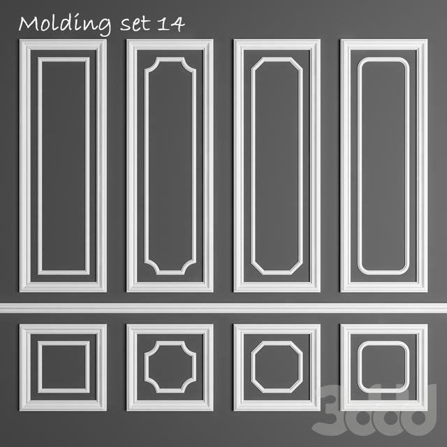 Molding 14