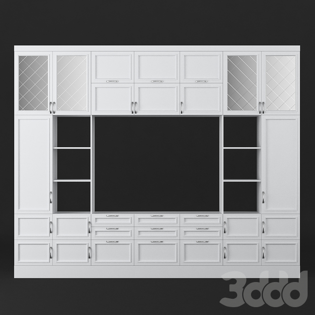 Шкаф большой