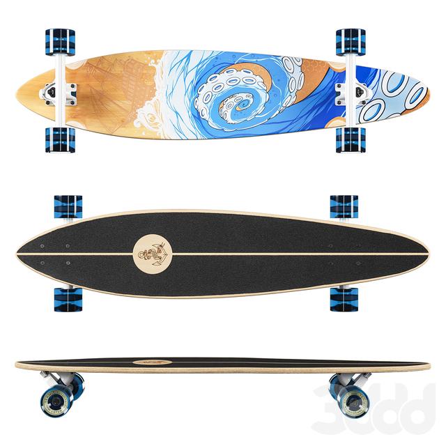 Termit longboard 2
