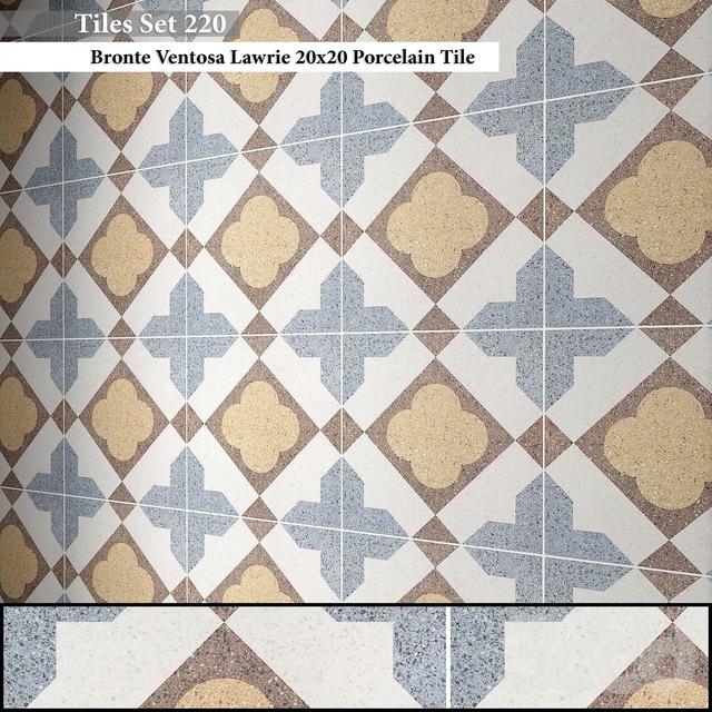 Tiles set 220