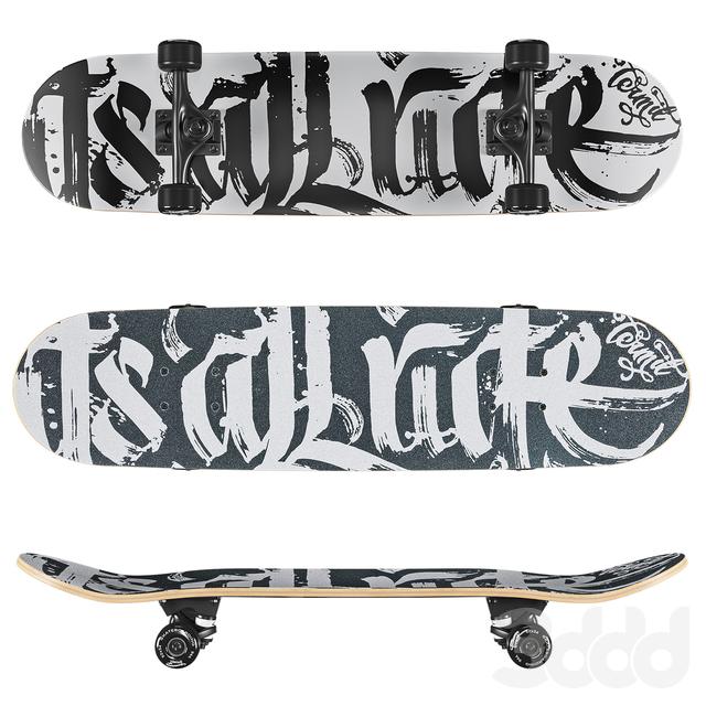 Skateboard Termit 518