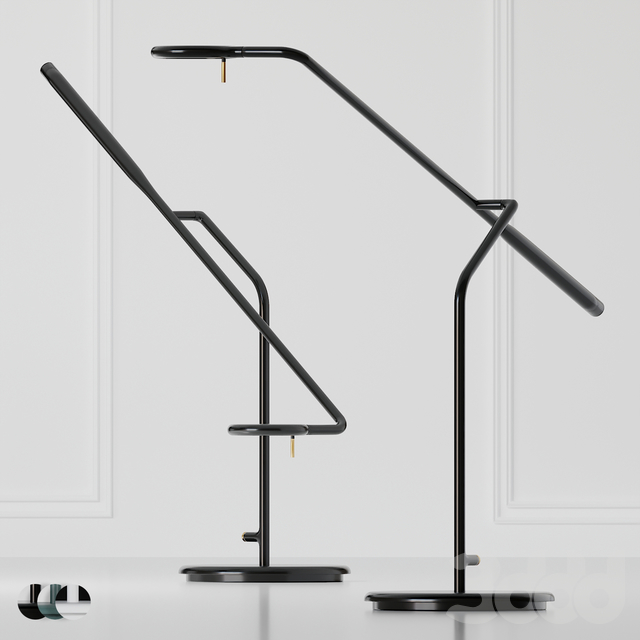 Normann Copenhagen Flow Table Lamp EU 3 Colors