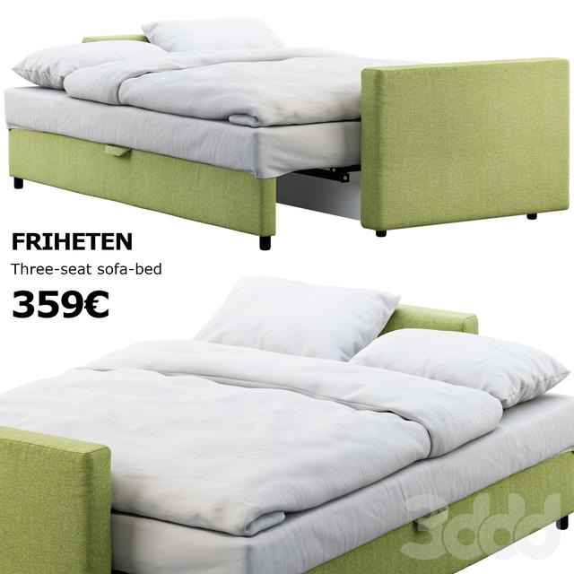 Ikea Friheten sofa-bed