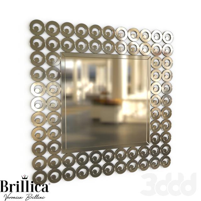 Зеркало Brillica BL886/886-S12