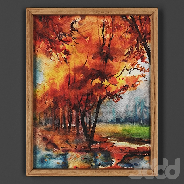 Picture frame 00025-26