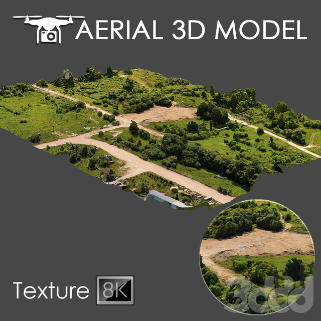 Aerial scan 6