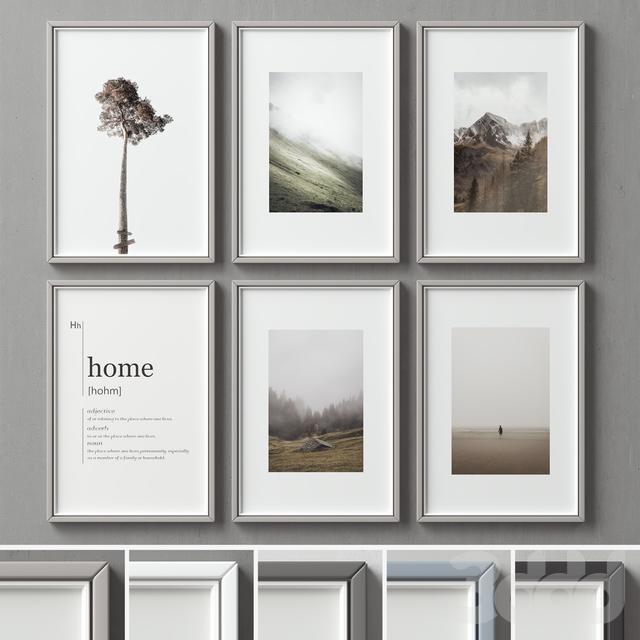 Picture Frames Set -106