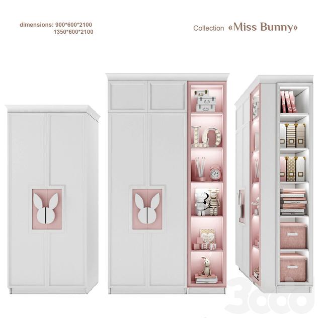 EFI Concept Kid / Мiss Bunny -wardrobe 900