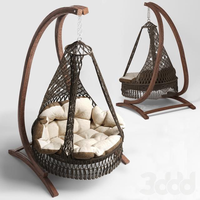 Кресло качель Cartagena