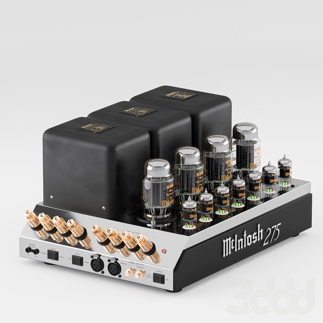 McIntosh MC 275