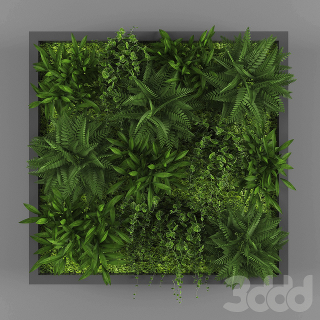 Vertical garden 03