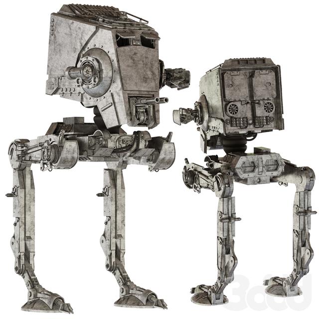 Star Wars AT-ST walker
