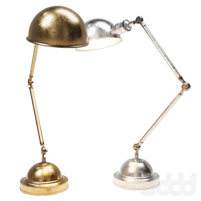 Eichholtz 101403 Desk Lamp Soho antique brass finish