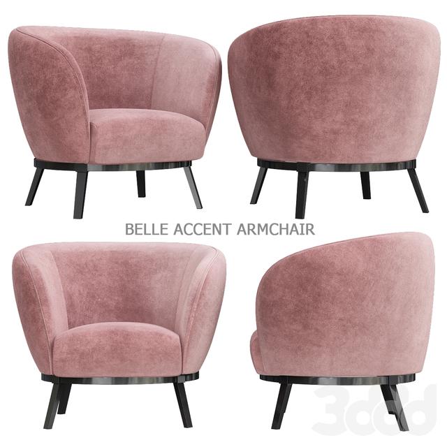 Belle Accent Armchair