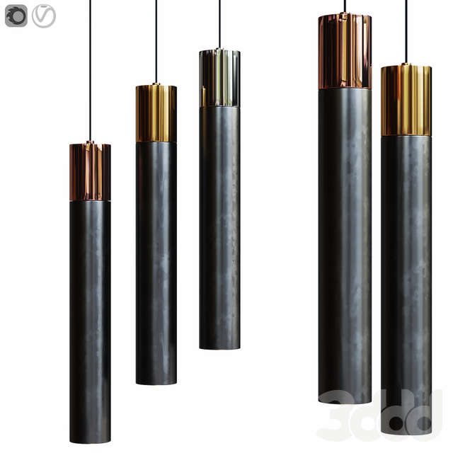 Подвесной светильник Minimal lampada