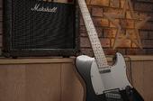 Fender Telecaster и Marshall