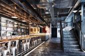 Итальянский ресторан Джимми Оливера в Лондоне (сделано по референсу)