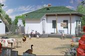 Из детства... Дом бабушки в селе