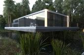 Эксизный проект жилого дома.