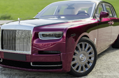 Rolls royce phantom 2019