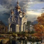 Осень, вечер