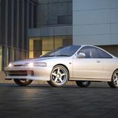 Honda Integra Type-R 1995 г.