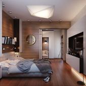 Квартира в яхтенном стиле