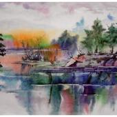 akvareli