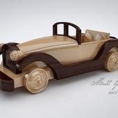 Сувенирная модель авто