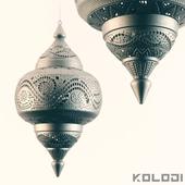 Марокканская лампа