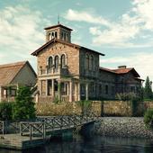 Villa bei Potsdam
