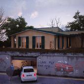 Villetta oliveto