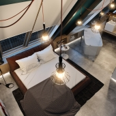 Loft - the second level