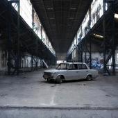 Ваз 2101 на просторах завода