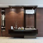 WC bathroom minimalism