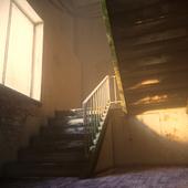 Забытая лестница