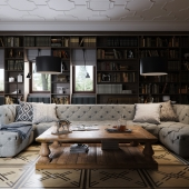 Home Library / Сinema Hall