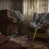 Старая комната