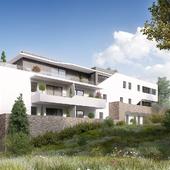 Жилые апартаменты в Европе.