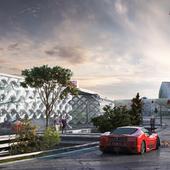 Проект автосборочного завода McLaren