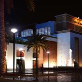 Железнодорожная станция Марракеш - Марокко